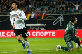 New-Look Germany Ease Past Russia in Friendly