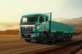 Mahindra Introduces Blazo X Range of HCV Trucks in India