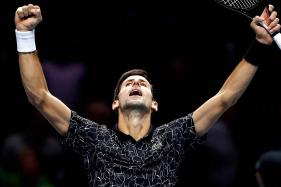 Djokovic Into Semis After Dismissing Zverev at ATP Finals