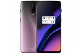 The Gorgeous OnePlus 6T in Thunder Purple is Here; You Might be Not Pleased if You Already Bought a 6T