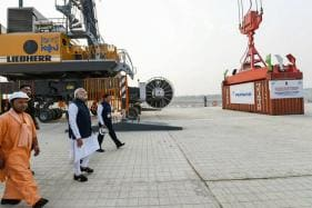 PM Modi Unveils Inland Port in Varanasi, Promises Sea Change in Development Push Ahead of 2019