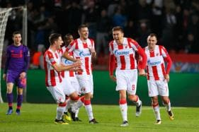 Red Star Belgrade Shock Liverpool for First Champions League Win in 26 Years