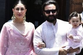 Kareena Kapoor Doesn't Shop for Me, Reveals Saif Ali Khan
