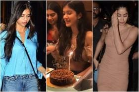 In Pics: Shanaya Kapoor Celebrates Birthday with Janhvi, Arjun and Suhana Khan