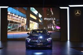 New Mercedes-Benz CLS Launched in India at Rs 84.70 Lakh