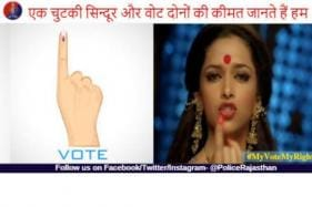 Rajasthan Police uses Deepika Padukone's Dialogue to Teach the Value of Votes