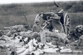 World War I Centenary: 39 Iconic Images From The First World War