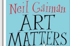 The Mountain That Artists Seek to Climb in Neil Gaiman's 'Art Matters'