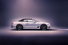New Bentley Continental GT Convertible Unveiled
