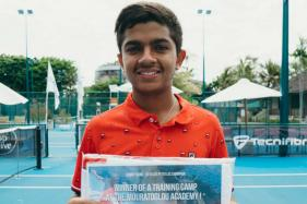 India's Tennis Colts Shine in Asia Playoffs at Club Med Bali