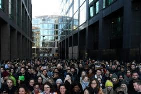 Google Walkout: Workers Stage Global Protest Over Handling of Sexual Harassment