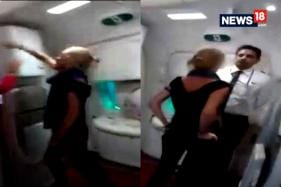 Drunk Irish Flyer Spits at Air India Crew, Hurls Abuses After Being Denied More Booze