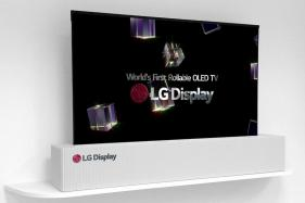 LG's Famed Rollable OLED TV Will Reportedly go Into Production in 2019