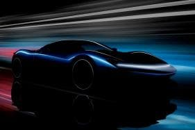 Mahindra Owned Pininfarina PF0 Electric Hypercar To Be Officially Called Battista