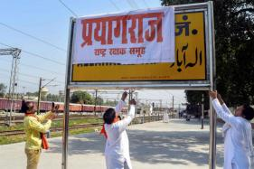 From Allahabad to Ross Island-- 'Tis the Year of Name Changes