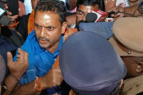'You Are Free to Open Fire': BJP Leader Detained for Attempting to Enter Sabarimala, Party Plans Protest