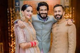 Here's How Sonam Kapoor Wished Brother Harshvardhan on his 28th Birthday, See Photos