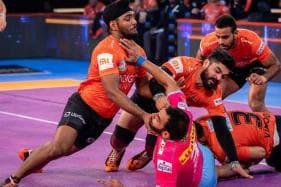 Pro Kabaddi 2018, U-Mumba vs Gujarat Fortune Giants Highlights: As It Happened