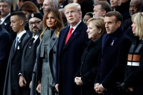 World Leaders Mark 100 Years Since World War I Armistice in Paris