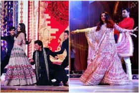Isha Ambani-Anand Piramal Pre-Wedding Festivities: SRK-Gauri, Aish-Abhishek Shake a Leg