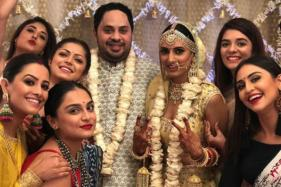 Ishqbaaaz Actor Additi Gupta is Now Married. Check Out the First Photos of the Newlyweds