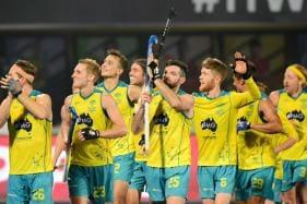 Hockey World Cup: Title Holders Australia Beat France 3-0 to Progress to Semi-Finals
