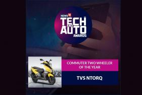 Tech And Auto Awards 2018: Commuter Two Wheeler Of The Year - TVS Ntorq