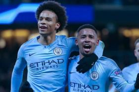 Jesus Fires as Manchester City Snatch Top Spot from Liverpool