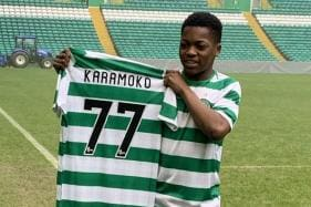 15-year-old Dembele Handed First Professional Contract by Celtic