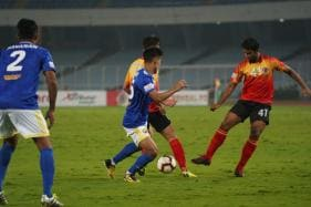 I-League: Real Kashmir Move to Top After Draw at East Bengal