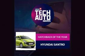 Tech And Auto Awards 2018: Hatchback Of The Year - Hyundai Santro