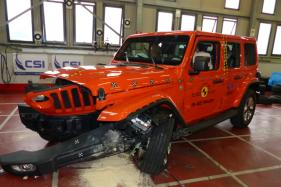 Jeep Wrangler Scores Just 1 Star in Euro NCAP Safety Tests