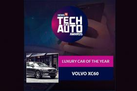Tech And Auto Awards 2018: Luxury Car Of The Year - Volvo XC60