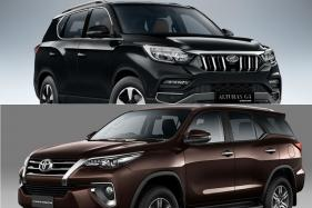 Toyota Fortuner Vs Mahindra Alturas G4 SUV Spec Comparison - Price, Features and More