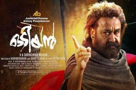 Mohanlal's 'Odiyan' First Malayalam Film in Rs 100 Crore Club Pre-release