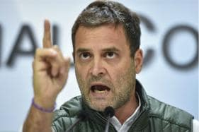 Modi an 'Incompetent Man' Who Listens to Nobody, Says Rahul Gandhi