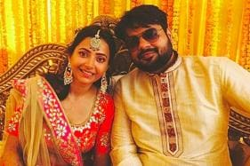 Makdee Actress Shweta Basu Prasad to Marry Long-time Boyfriend Rohit Mittal Today, See Pics