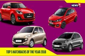 Top 5 Hatchbacks Of The Year 2018