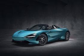 2019 McLaren 720S Spider Supercar Unveiled