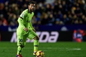 Messi Hat-trick Restores Barcelona's La Liga Lead