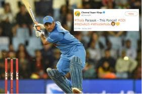 MS Dhoni is Back in Indian Squad and Fans Couldn't Have Asked For a Better Christmas Present