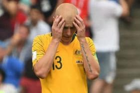 Injured Huddersfield Star Mooy Ruled Out of Asian Cup