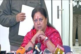 'Hopefully Next Govt Will Carry Forward Our Works And Policies', Says Vasundhara Raje