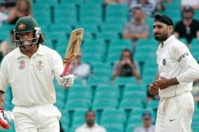 'Apologise for What?' Harbhajan Rubbishes Symonds Claim of Breaking Down