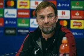 Liverpool's Klopp insists Manchester City are Premier League favourites
