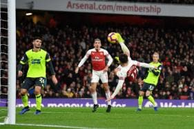 Torreira's Late Winner Moves Arsenal Into Third in English Premier League
