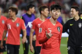 Son Sparks Koreans to Asian Cup Win Over China