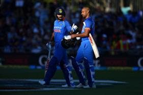 India vs New Zealand: 'Fierce Sun' Stops Play in First ODI