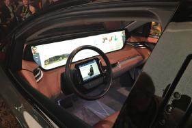 For Auto Tech at CES 2019,