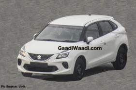 New Maruti Suzuki Baleno Facelift Bookings Open at Rs 11,000